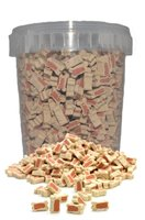 Botjes Zalm & Rijst, 500 gram
