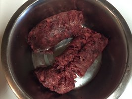 Dogmeat Lam Compleet 1000 gram